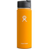 Hydro Flask Wide Mouth Coffee Bottle 20oz (592ml) Mango